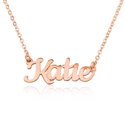 Custom Name Necklace - Beleco Jewelry