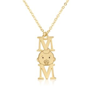 Gift For Mom Necklace - Beleco Jewelry
