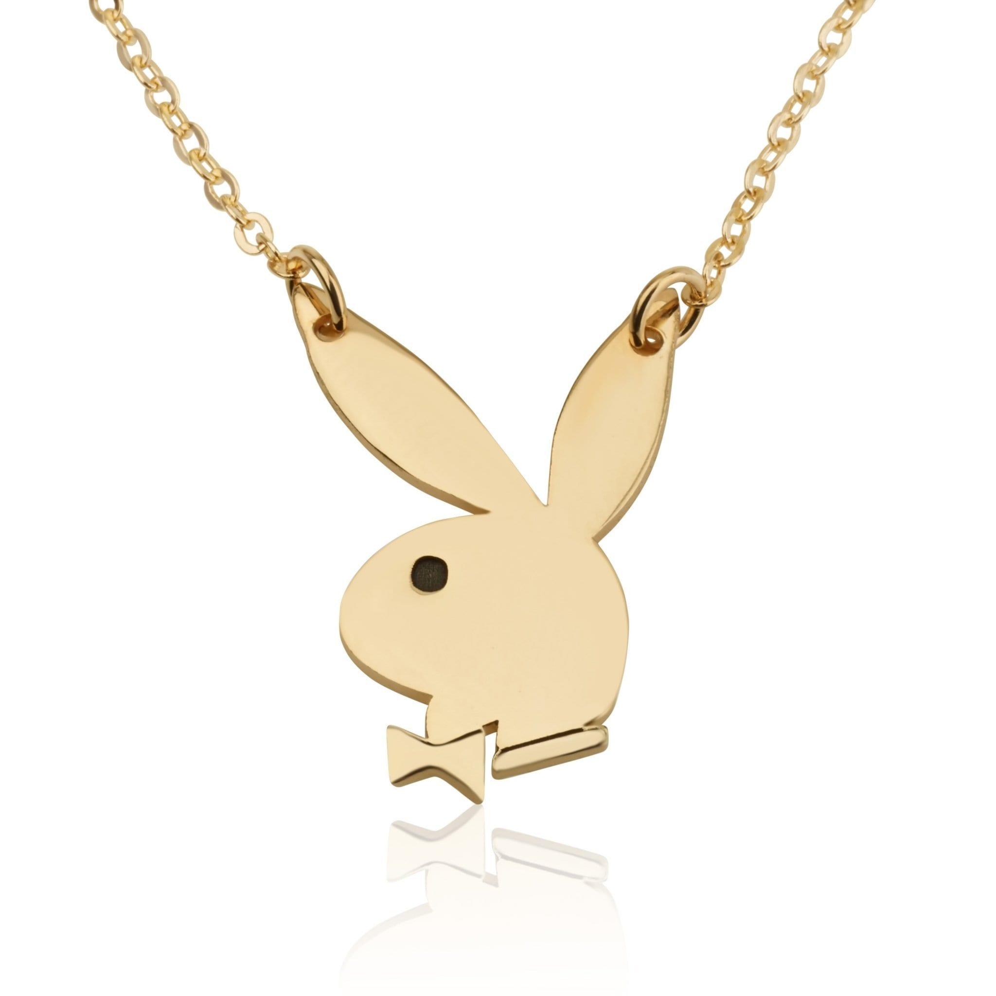 Playboy Bunny Necklace - Beleco Jewelry